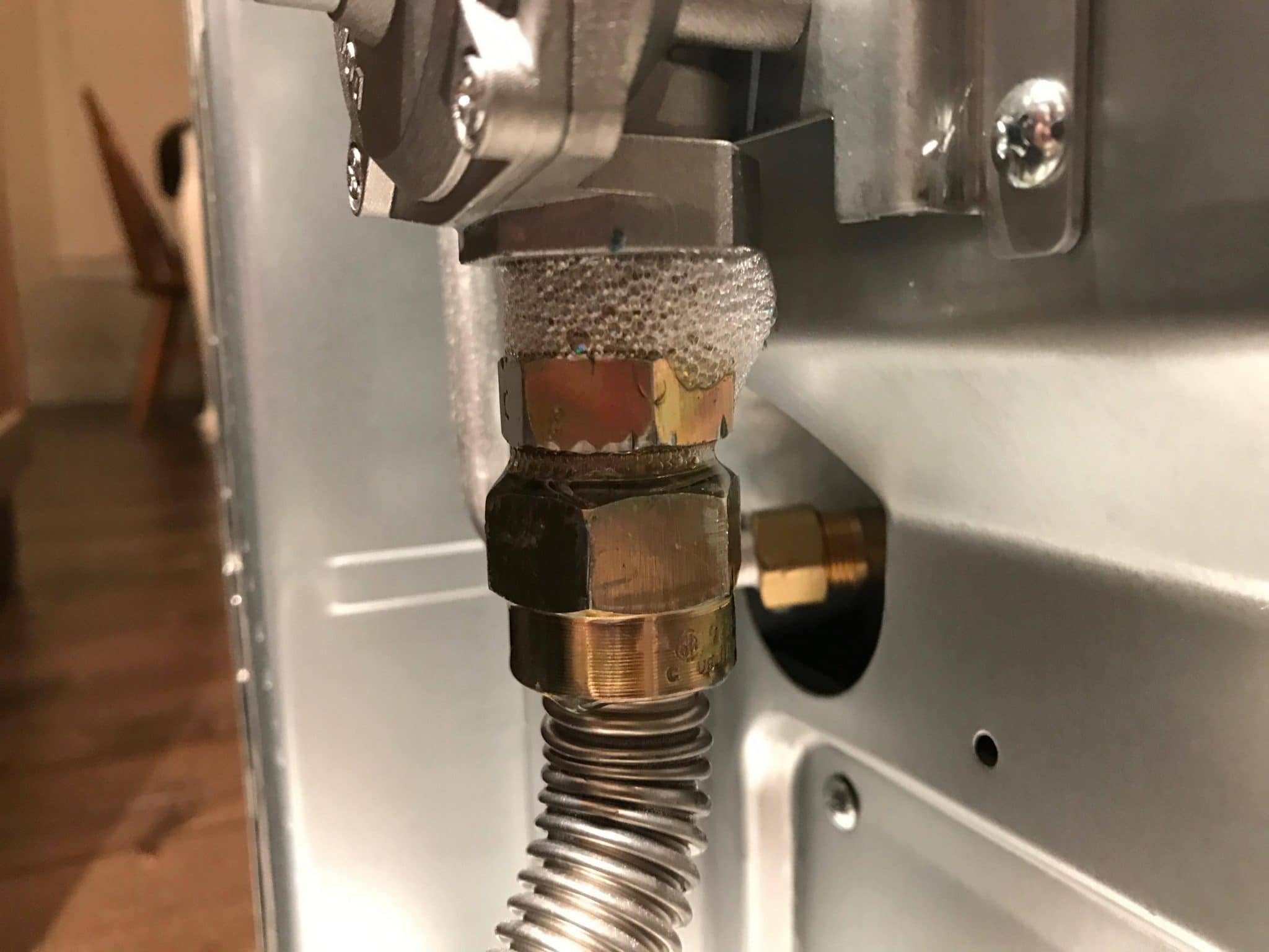 plumbing smoke leak detector