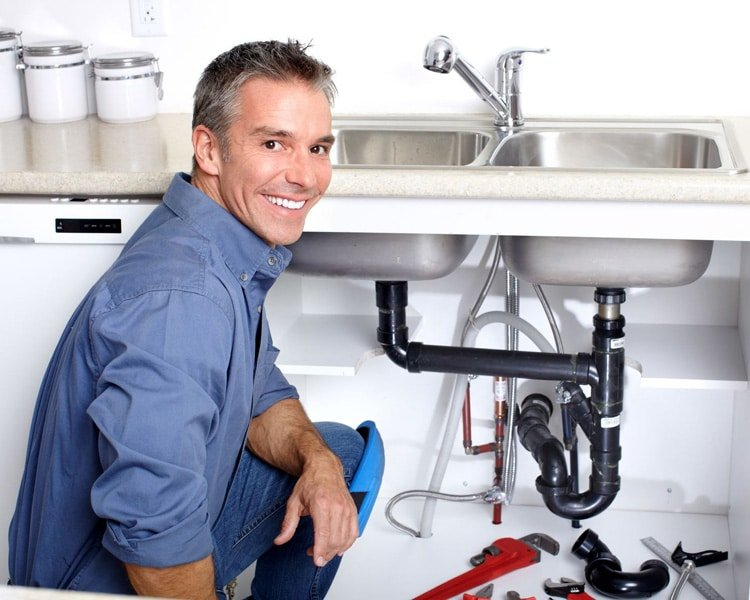 leave your plumbing repairs to us